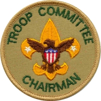 Committee Chair Patch